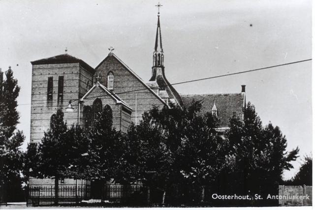 Antoniuskerk Kaart 2