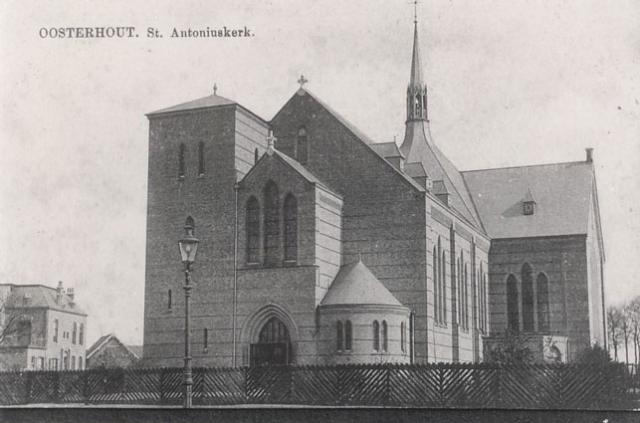 Antoniuskerk Kaart 1