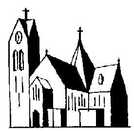 Antoniuskerk Tekening